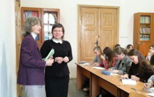 І етап Всеукраїнської студентської олімпіади на кращі знання з англійської мови