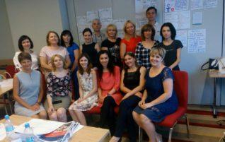 Проект «Англійська мова для університетів» від Британської Ради в Україні